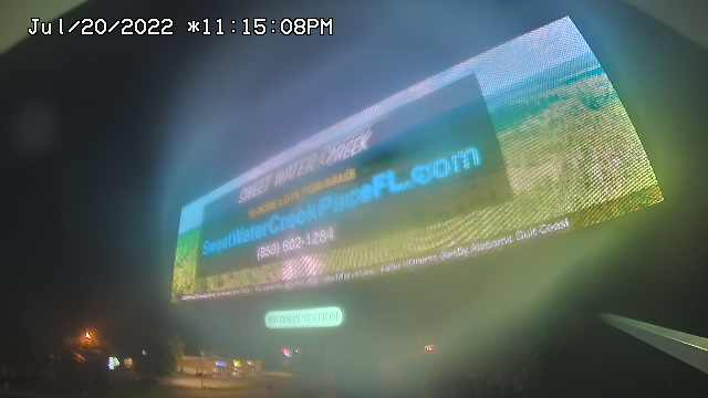 Billboard in Dulles